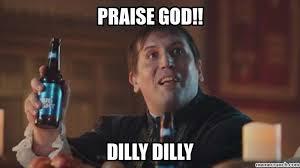Praise God Meme - god