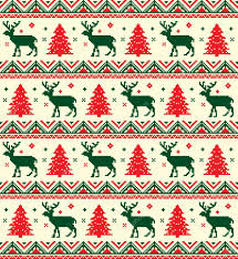 pixel wrapping paper pixel christmas background stock vector mhatzapa 38685357