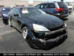 honda accord coupe 2005 for parts exreme auto parts