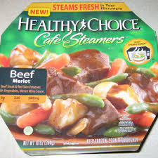 are lean cuisines healthy healthy choice cafe steamers beef merlot reviews viewpoints com