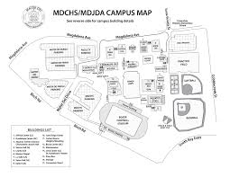 mater dei juan diego academy campus map