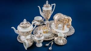 luxury porcelain dinnerware sets stefano ricci porcelain line
