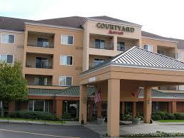 Map Of Alderwood Mall Hotel Courtyard Lynnwood Wa Wa Booking Com