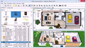 sweet home 3d home design software house design software smartdraw youtube