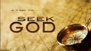 Seeking God Seeking God Brings Success
