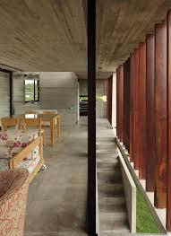 costa esmeralda house gutsy summer house design in concrete