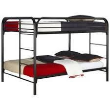 metal twin loft slide bed in white shops furniture and beds