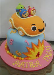 team umizoomi cake 3d team umizoomi birthday cake party for naso