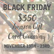amazon gift cards on black friday sale black friday amazon gift card giveaway kleinworth u0026 co