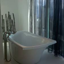 seattle washington tub in the master bath in the penthouse