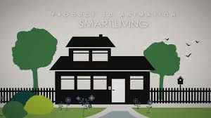 smart living 2d product animation on vimeo