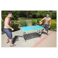 floating table poolmaster floating table tennis target