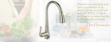 Touch Activated Kitchen Faucets by Best Touchless Kitchen Faucet Reviews