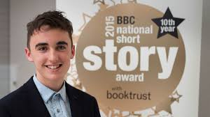 bbc young writers award booktrust