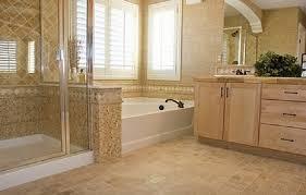 bathroom ideas with tile modern yet nature look of bathroom tile flooring the new way