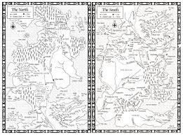us map of thrones the maps of a song of and a of swords atlas of