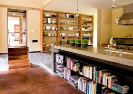 seattle long low bookcase kitchen farmhouse with battery powered