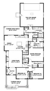 apartments bungalow open concept floor plans craftsman house