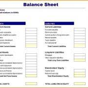 best photos of family balance sheet template example sample church