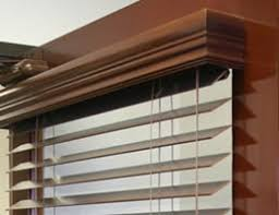 Trimming Vertical Blinds Horizontal Wood Blinds With A Top Cover To Hide When Fully Opened
