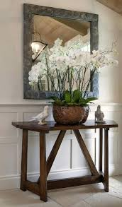 foyer table and mirror ideas entry table mirror medium size of decorate entryway mirror style