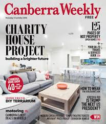 Darby Furniture In Griffin Ga by 03 November 2016 By Canberra Weekly Magazine Issuu