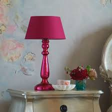Pink Table Lamps Table Lamps Graham And Green Best Inspiration For Table Lamp