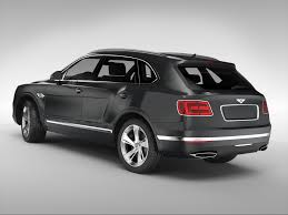 bentley bentayga 2016 price 3d bentley bentayga 2017 cgtrader