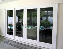 10 Foot Patio Door 8 Ft Sliding Glass Door Contemporary Wide Doors In 1