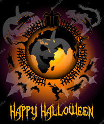 halloween background cat and pumpkin halloween around the world halloween in europe asia africa