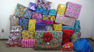presents for 2016 new a lot of candy and presents