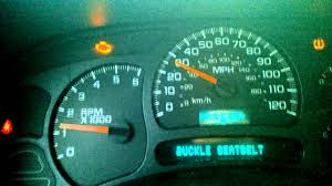 Car Shakes When Driving And Check Engine Light Is On 2004 Chevy Tahoe 5 3 Liter V8 Engine Shake At Idle Youtube