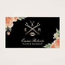 Make A Calling Card - makeup artist business cards zazzle