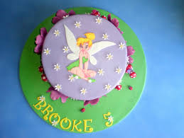 tinkerbell cakes sugar siren cakes mackay tinkerbell cake