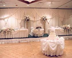 Wedding Head Table Decorations by Top 25 Best Wedding Head Tables Ideas On Pinterest Head Table