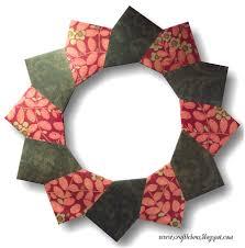 holiday paper wreath u2013 craftbnb