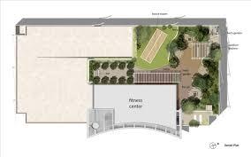 gallery of moffett gateway club des architects engineers 20 moffett gateway club site plan