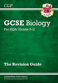new grade 9 1 gcse biology aqa revision guide with online edition