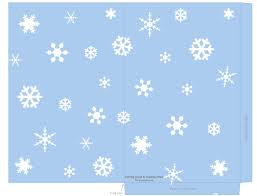 5 best images of printable small snowflake templates printable