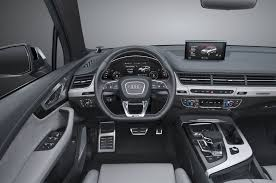 audi dashboard 2017 2017 audi sq7 first look photo u0026 image gallery