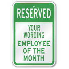 graphics for employee of the month parking graphics www
