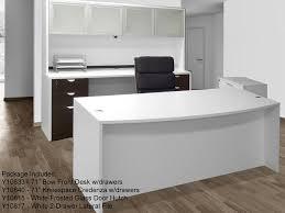 Glass White Desk by Furniture 46 Impressive White Home Office Furniture Design