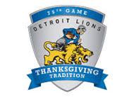 detroit lions unveil new thanksgiving day logo