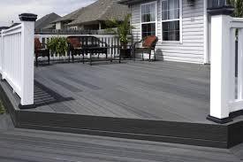 all access fence u0026 fabrication composite decks