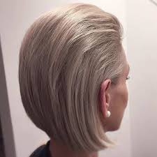 pictures of back of hair short bobs with bangs 31 short bob hairstyles to inspire your next look stayglam