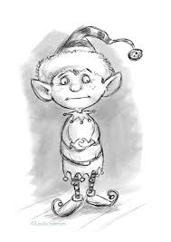elf sketched out