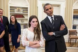 barack obama mckayla maroney meme the oval office