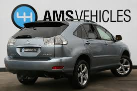 lexus rx300 uk used lexus rx 300 3 0 se l 5dr auto for sale in stokesley north
