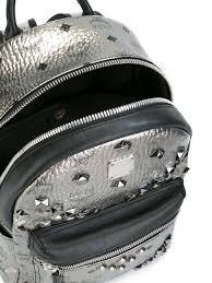 designer taschen reduziert mcm günstig taschen kaufen mcm verzierter rucksack in