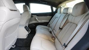 maserati quattro interior maserati quattroporte gransport s 2016 review by car magazine